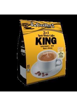 Chek Hup White Coffee King 40gx15packs