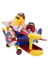 M&M's飛機糖果機1件