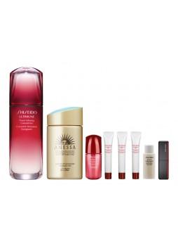 Shiseido Ultimate Sunblock set