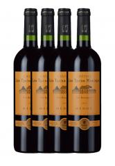 Chateau Les Trois Manoirs Vertical Set 三堡垂直4瓶套裝 (2011-2014年)