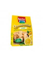 Loacker Wafer Quadratini Lemon 250g