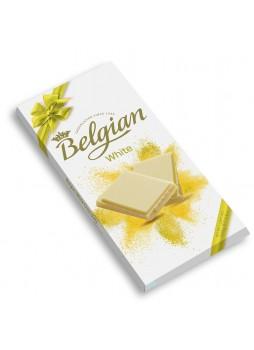 Belgian Bar Milk White 100g