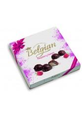 Belgian Rasberry Pralines 200g