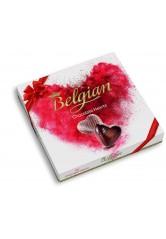 Belgian 心形牛奶朱古力200克