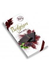 Belgian 85% Dark Chocolate Bar 100g