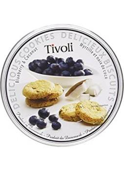 Tivoli Berry Coconut Cookies 150g