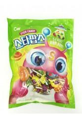 Korea Fruits Pops Candy 400g