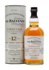 The Balvenie Triple Cask 12YO Single Malt Scotch Whisky 1L (Travel Retail Exclusive)