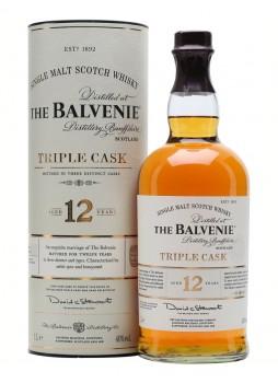 The Balvenie Triple Cask 12YO Single Malt Scotch Whisky