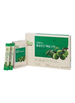 CKJ Korean Red Ginseng & Plum 30sticks