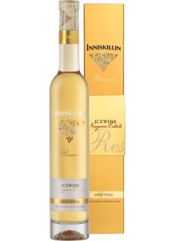 Inniskillin Gold Label Oak Aged Vidal Icewine 雲嶺威代爾金牌VQA等级冰酒 2017 (375ml)