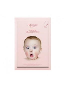 JM Solution Mama Pureness Mela Clear Mask 10pcs