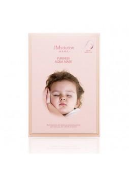 JM Solution Mama Pureness Aqua Mask 10pcs