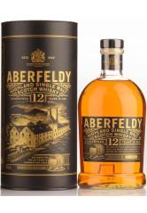 Aberfeldy 12YO Single Malt Scotch Whisky 1L