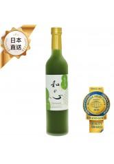 日本國盛 和之心日本抹茶清酒 500ml