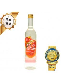 國盛清酒(透明系列) (蜜桃味) 500ml
