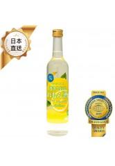 國盛清酒(透明系列) (檸檬味) 500ml