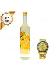 國盛清酒(透明系列) (橙味) 500ml