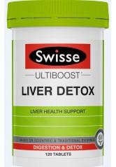 Swisse Ultiboost Liver Detox 120s