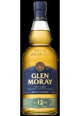 格蘭莫雷 Glen Moray 12年蘇格蘭單一麥芽威士忌 70CL
