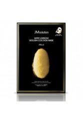 JM Solution Water Luminous Golden Cocoon Mask Black 10s
