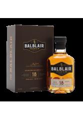 Balblair 18YO Single Malt Scotch Whisky 70CL