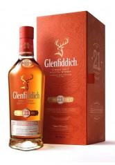 Glenfiddich 21YO Single Malt Scotch Whisky 70CL (Travel Retail Exclusive)