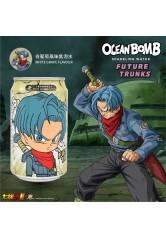 Ocean Bomb Grape Bubble Water330ml
