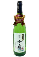 Koshi no Yuki Tsubaki Hana Junmai Ginjo 720ml
